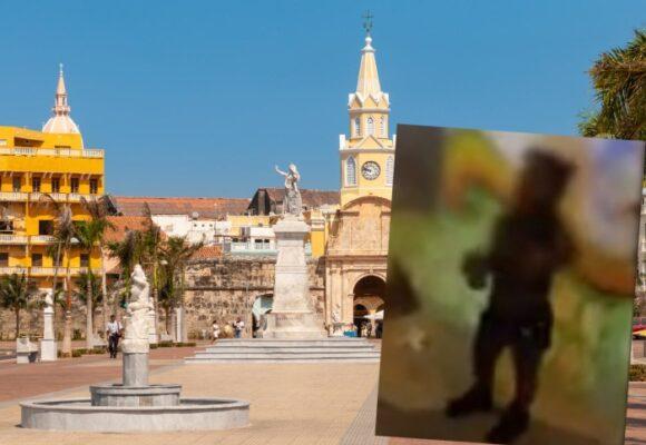 Video de menor de 3 años tomando cerveza escandaliza a Cartagena