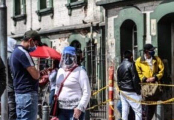 27.818 casos nuevos y 599 fallecimientos más por Covid en Colombia