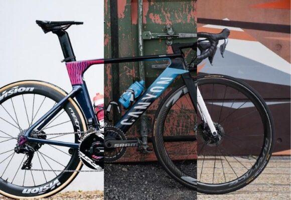 ¿Cuánto valen las bicicletas de los ciclistas colombianos del Tour?