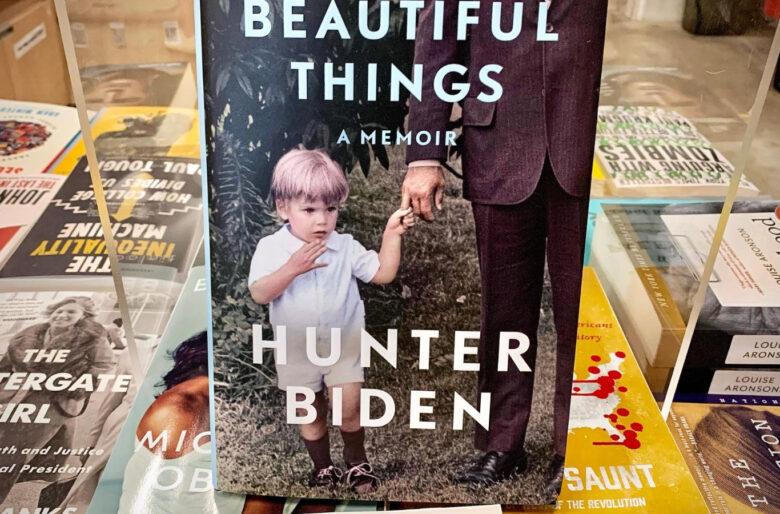 El hijo de Joe Biden que desayunaba con vodka y crack