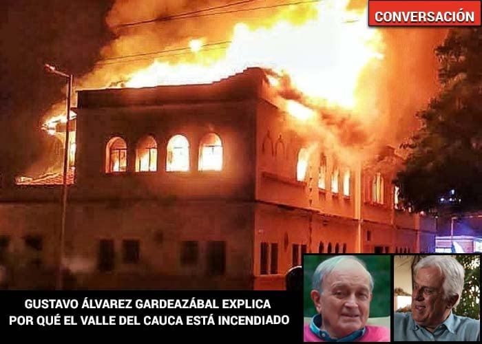 CONVERSACION GUSTAVO ALVAREZ GARDEAZABAL