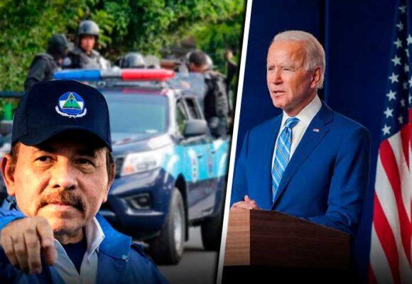 EE.UU sanciona a cuatro miembros del Gobierno de Nicaragua tras detención de opositores