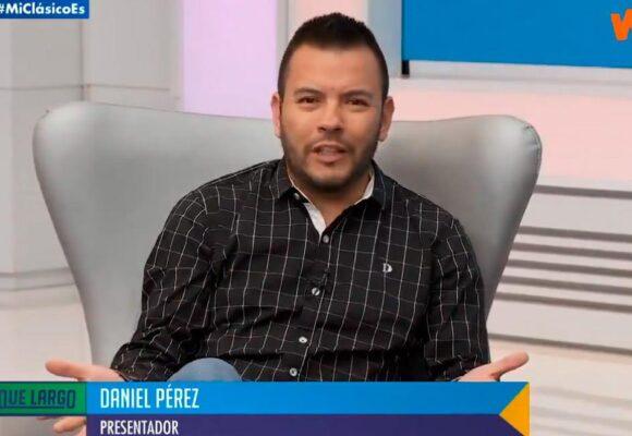 De justificarse a tener que pedir perdón: la retractada de Daniel Pérez