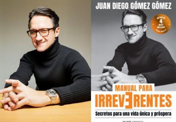 Juan Diego Gómez, el youtuber que acumula Best Sellers