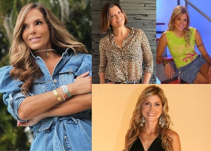 Adriana Tono, Viena Ruiz y otras presentadoras de farándula de Caracol que nadie pudo reemplazar