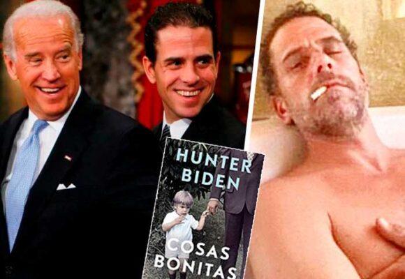 El hijo calavera de Joe Biden que decidió contarlo todo