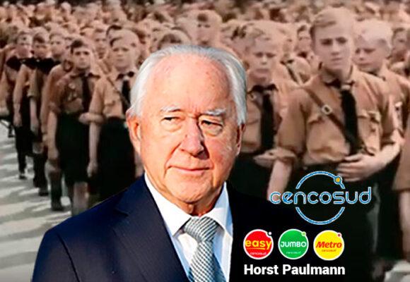 El joven Nazi que terminó armando el imperio de los supermercados Cencosud/Jumbo