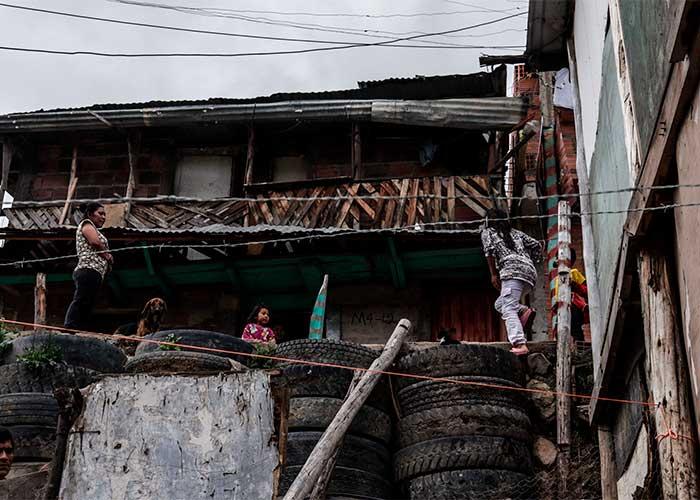 barrios pobres