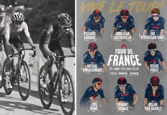 El desprecio del Ineos con los ciclistas colombianos