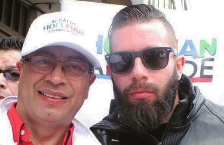 El despecho de Levy Rincón porque Gustavo Petro ya no le para bolas
