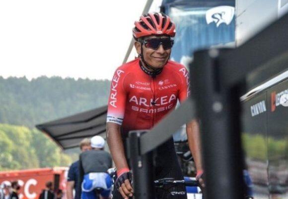 La sinceridad que todos le pedían a Nairo: acepta que no va a ganar el Tour