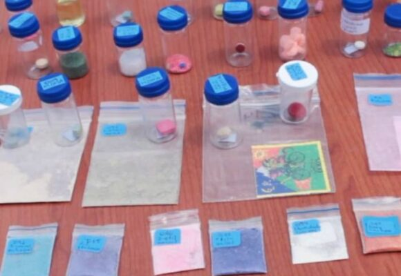 Ministerio de Justicia firma acuerdo para disminuir producción de drogas