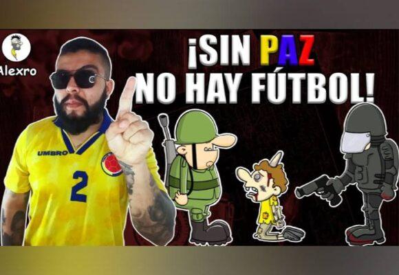 VIDEO: Sin paz no hay fútbol