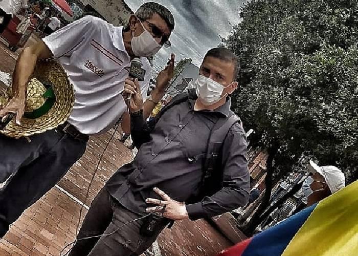 Protesta social, una papa caliente para la prensa de Caquetá
