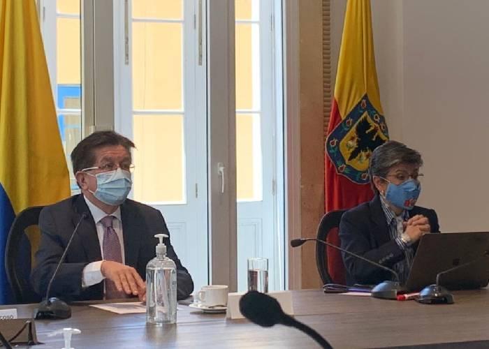 Alcaldesa López y ministro Ruiz, ¿responderán ustedes si la reapertura de colegios sale mal?