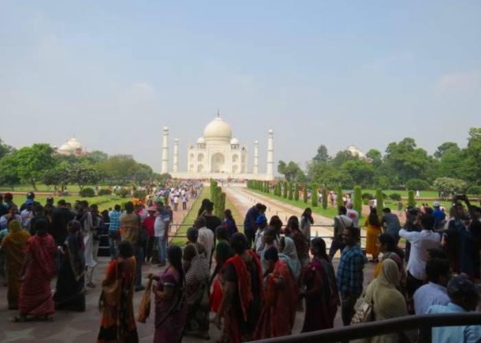 La India mística