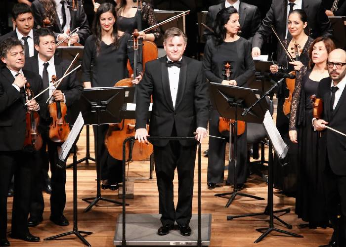 Los músicos de la Orquesta Filarmónica de Bogotá escogen a su nuevo director musical titular