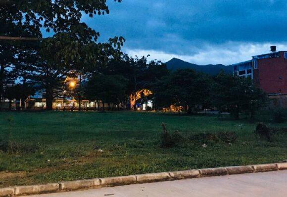 Antiguo cementerio de Yopal, donde los fantasmas deambulan en las noches