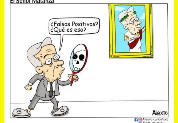 Caricatura: El Señor Matanza