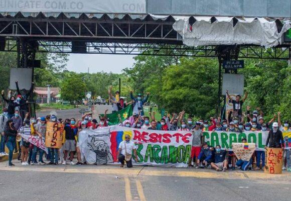 Peajes en Colombia: ¿descontento social legítimo?