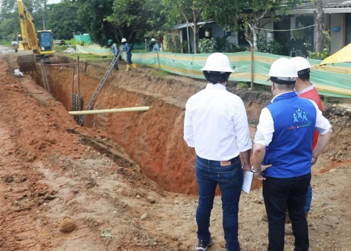 El proyecto que acabaría con las inundaciones en Morichal, Yopal