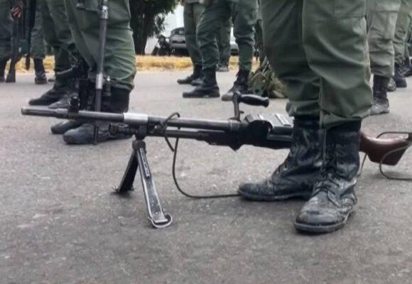 ¿Soldados venezolanos, carne de cañón?
