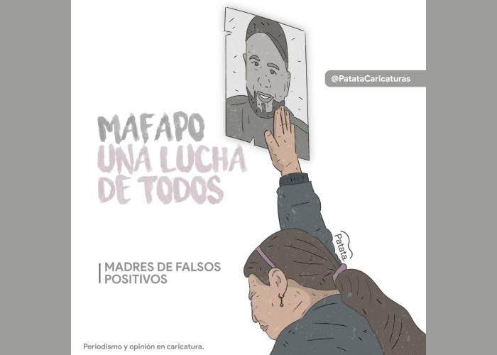 Caricatura: Mafapo, una lucha de todos