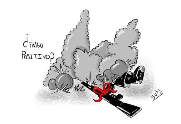 Caricatura: Pruebas rápidas