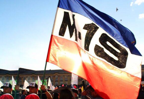 El memorable fracaso de la Alianza Democrática M-19