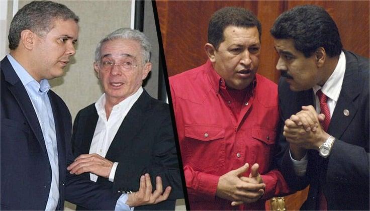 ¿Será Duque para Uribe lo que Maduro para Chávez?