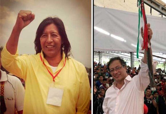 El regreso de Jesús Piñacué a la política