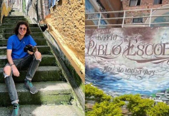 Luisito Comunica mostró la adoración de miles de paisas por Pablo Escobar
