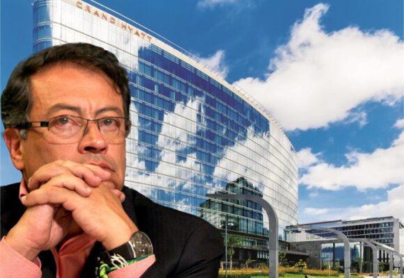 Petro escogió para primer debate de la consulta el hotel más costoso de Bogotá