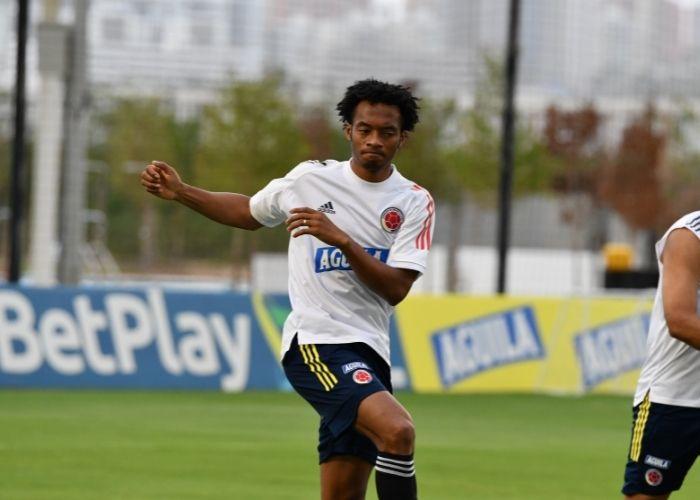 La valentía de Cuadrado: el primero en criticar la Copa América en Brasil