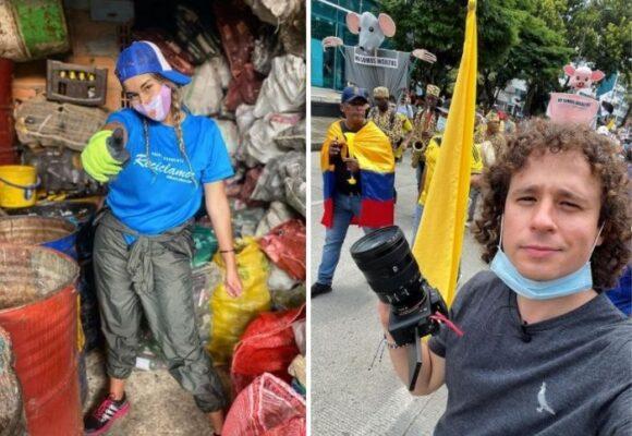 ¿Luisito Comunica dejó plantada a Marce la recicladora?