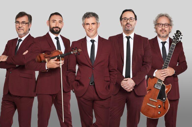 Por fin Quinteto de Piazzola se presenta en el Teatro Colón