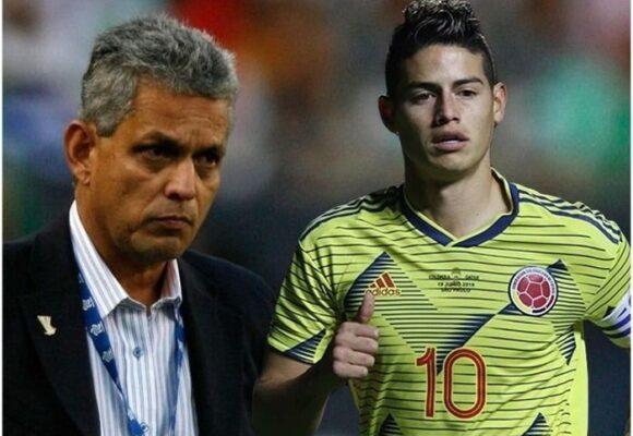 James, el único que perdió contra Perú