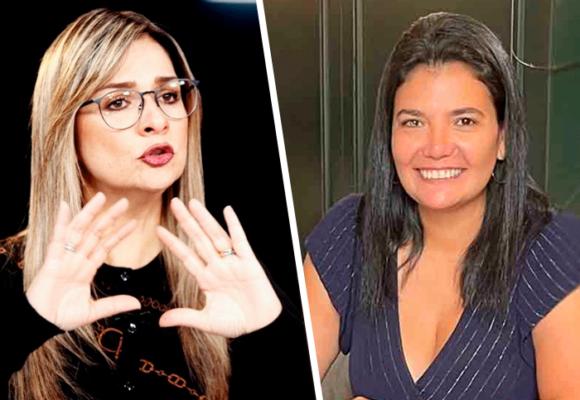 Nany Pardo se cansó de la obsesión de Vicky con Petro