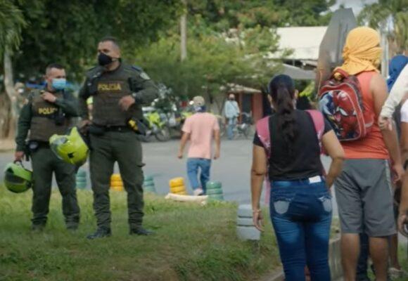 El documental gringo que muestra la brutalidad de la policía colombiana