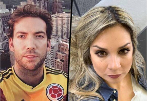 """""""Santos estuvo detrás de las lesiones de Falcao y James"""" Martin se burla de Vicky"""