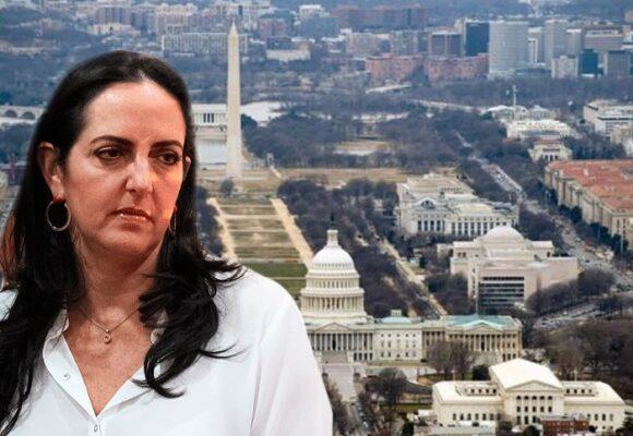 Diplomacia exprés del uribismo en cabeza de María Fernanda Cabal en Washington