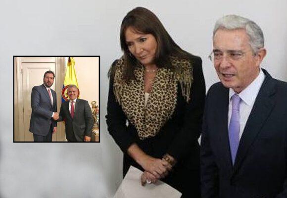 Otro uribista al fortín de Susana Correa en el Departamento de Prosperidad Social