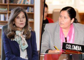 Marta Lucía Ramírez reimporta desde Alemania a quien será su mano derecha en la Cancillería