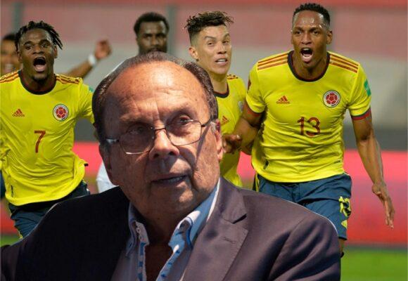 La selección defraudó a Hernán Peláez