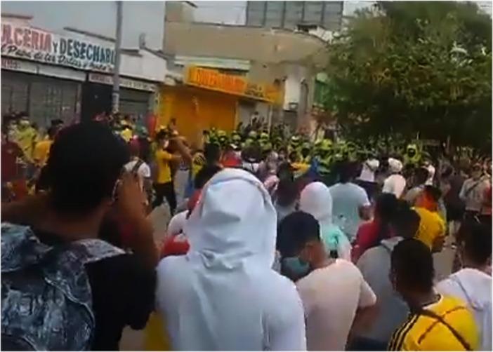 Denuncian que están presentando capturas ilegales en Barranquilla