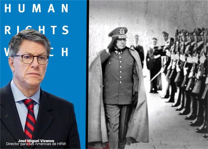 ¿Quién es el chileno José Miguel Vivanco, el temido director de Human Right Watch ?