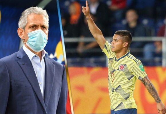 La pataleta del Cucho Hernández contra Reinaldo Rueda
