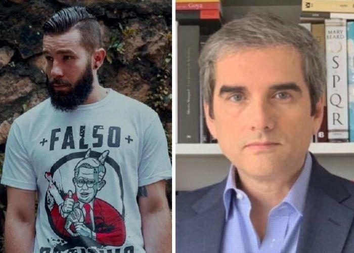 La trapeada que le pegó Félix de Bedout a Levy Rincón