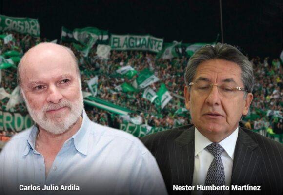 Néstor Humberto Martínez de regreso a los pleitos jurídicos, contratado ahora por el Grupo Ardila