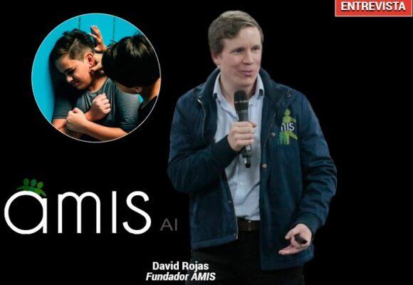 La historia de Amis: un invento tecno para acabar con el matoneo